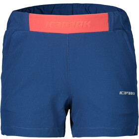 Icepeak Kechi Shorts Boys, navy blue